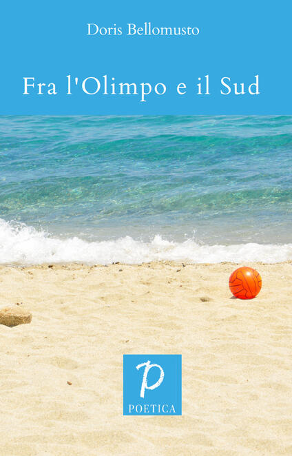 Fra l'Olimpo e il Sud - Doris Bellomusto - copertina