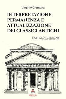 Winniearcher.com Interpretazione, permanenza e attualizzazione dei classici antichi Image