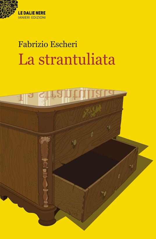 La strantuliata - Fabrizio Escheri - copertina