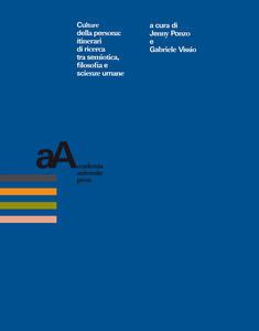 Libro Culture della persona: itinerari di ricerca tra semiotica, filosofia e scienze umane