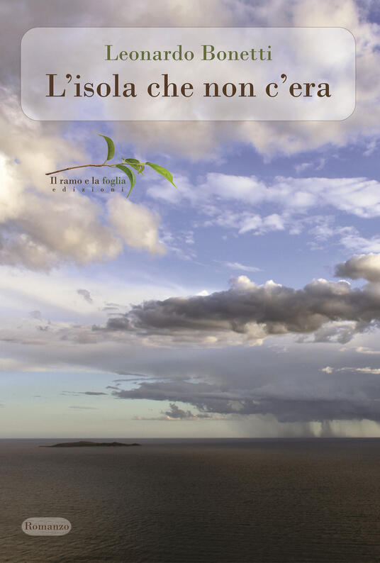 L' isola che non c'era - Leonardo Bonetti - copertina