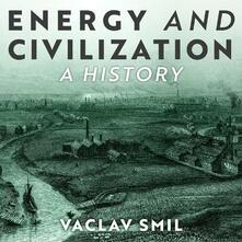 Energy and Civilization: A History - Vaclav Smil - cover