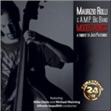 Moodswings - CD Audio di Maurizio Rolli
