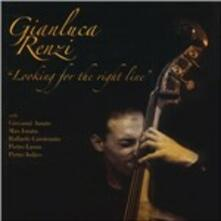 Looking for the Right Line - CD Audio di Gianluca Renzi
