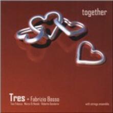 Together - CD Audio di Fabrizio Bosso,Tres