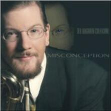 Misconception - CD Audio di Ted Hogarth