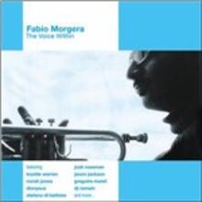 The Voice Within - CD Audio di Fabio Morgera