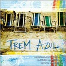 Trem Azul - CD Audio di Massimiliano Coclite