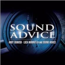 Sound Advice - CD Audio di Luca Mannutza,Andy Gravish