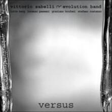 Versus - CD Audio di Vittorio Sabelli