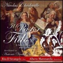 Il pastor fido. 6 Sonate per flauto e basso continuo - CD Audio di Antonio Vivaldi,Rita D'Arcangelo