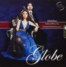 Globe - CD Audio di Andrea Oliva,Costanza Savarese