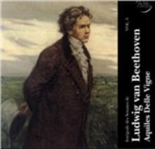 Sonate complete - CD Audio di Ludwig van Beethoven,Aquiles Delle Vigne