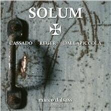 Solum - CD Audio di Marco Dalsass