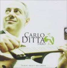 Talkin' About Mr Green - CD Audio di Carlo Ditta
