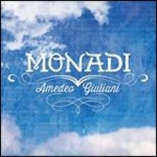 Monadi - CD Audio di Amedeo Giuliani