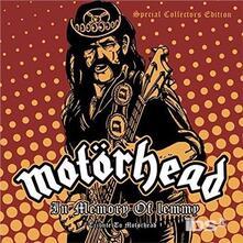 Tribute To Motorhead - CD Audio di Motorhead