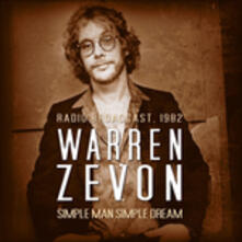 Simple Man Simple Dream - CD Audio di Warren Zevon