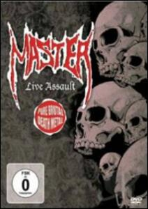 Master. Live Assault - DVD