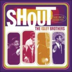 Shout. The Rca Sessions - Vinile LP di Isley Brothers