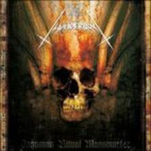 Inhuman Ritual Massmurder - CD Audio di Thunderbolt