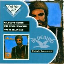Revolution Will Not Be.. - Vinile LP di Gil Scott-Heron