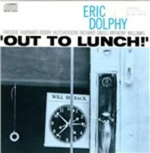 Out to Lunch - Vinile LP di Eric Dolphy