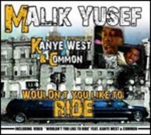 Wouldn't You Like to - Vinile LP di Malik Yusef