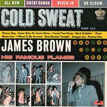 Cold Sweat - Vinile LP di James Brown