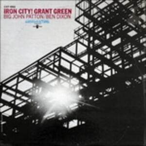Iron City - Vinile LP di Grant Green