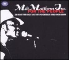 For the People - Vinile LP di Milt Matthews Inc.