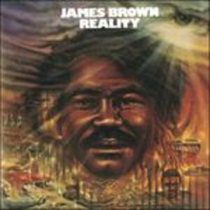 Reality - Vinile LP di James Brown