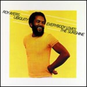 Everybody Loves The Sunsh - Vinile LP di Roy Ayers