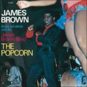 Popcorn - Vinile LP di James Brown