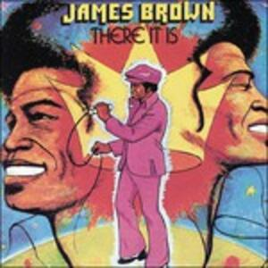 There It Is - Vinile LP di James Brown