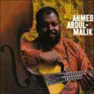 East Meets West - Vinile LP di Ahmed Abdul-Malik