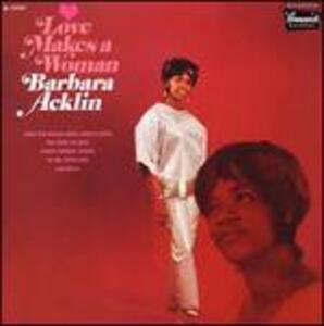 Love Makes a Woman - Vinile LP di Barbara Acklin