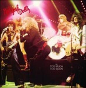 In Too Much Too Soon - Vinile LP di New York Dolls