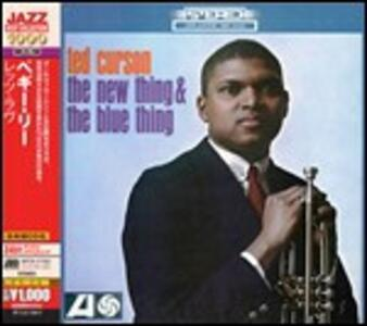 The New Thing & the Blue Thing - Vinile LP di Ted Curson