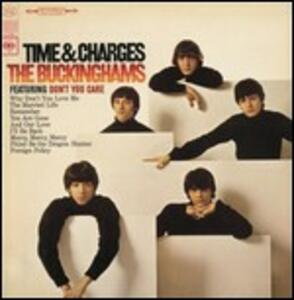 Time & Charges - Vinile LP di Buckinghams