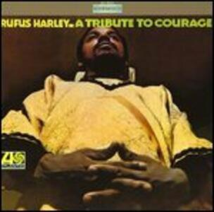 A Tribute To Courage - Vinile LP di Rufus Harley