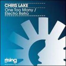 One Too Many - Vinile LP di Chris Lake