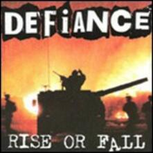Rise and Fall (Picture Disc) - Vinile LP di Defiance
