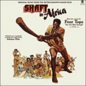 Shaft in Africa (Colonna Sonora) - Vinile LP