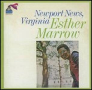Newport News, Virginia - Vinile LP di Esther Marrow