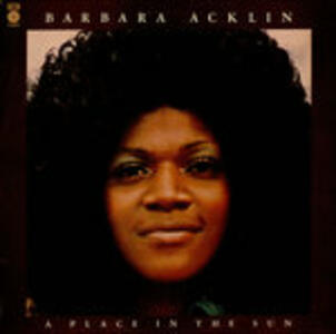 A Place In The Sun - Vinile LP di Barbara Acklin
