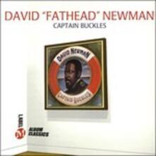 Captain Buckles - Vinile LP di David Fathead Newman