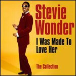 I Was Made to Love Her - Vinile LP di Stevie Wonder