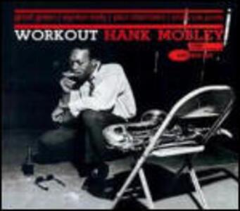 Workout - Vinile LP di Hank Mobley