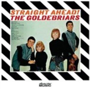 Straight Ahead - Vinile LP di Goldebriars